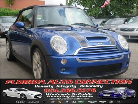 2005 MINI Cooper for sale at FLORIDA AUTO CONNECTION in Hollywood FL