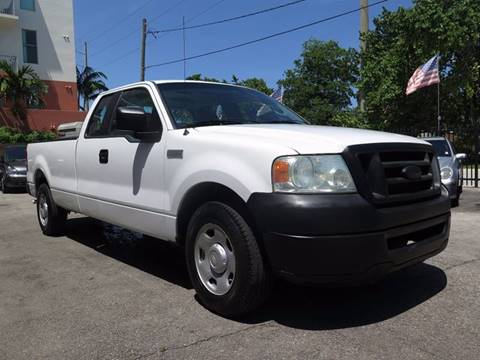 2007 Ford F-150 for sale at FLORIDA AUTO CONNECTION in Hollywood FL