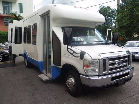 2008 Ford ECONOLINE CUTWAY for sale at FLORIDA AUTO CONNECTION in Hollywood FL