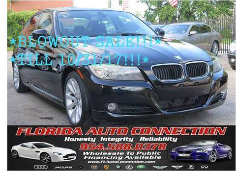2011 BMW 3 Series for sale in Hollywood, FL