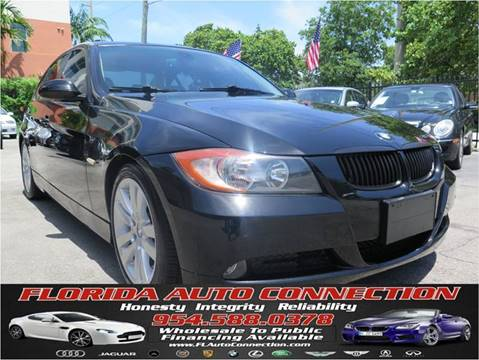 2008 BMW 3 Series for sale at FLORIDA AUTO CONNECTION in Hollywood FL