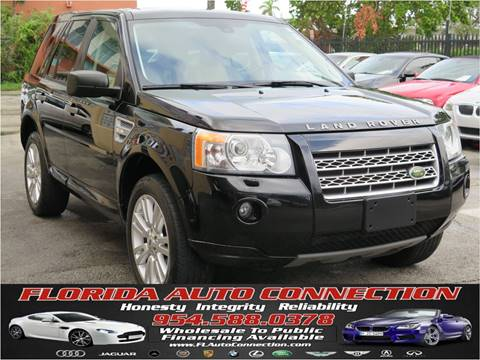 2010 Land Rover LR2 for sale at FLORIDA AUTO CONNECTION in Hollywood FL