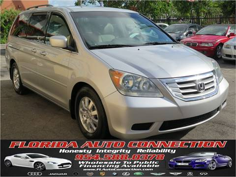 2010 Honda Odyssey for sale at FLORIDA AUTO CONNECTION in Hollywood FL