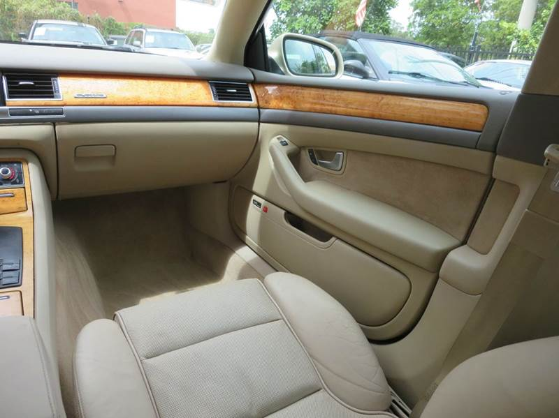2004 Audi A8 L for sale at FLORIDA AUTO CONNECTION in Hollywood FL