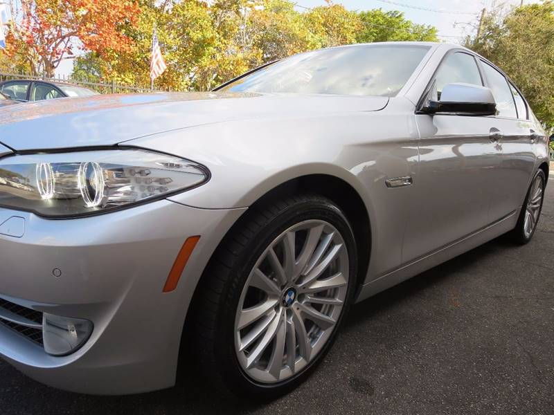 2011 BMW 5 Series for sale at FLORIDA AUTO CONNECTION in Hollywood FL