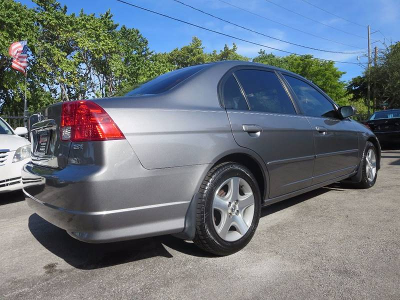 2005 Honda Civic for sale at FLORIDA AUTO CONNECTION in Hollywood FL