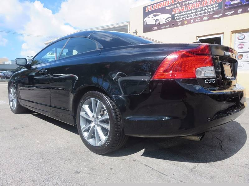 2011 Volvo C70 for sale at FLORIDA AUTO CONNECTION in Hollywood FL