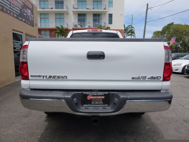 2006 Toyota Tundra for sale at FLORIDA AUTO CONNECTION in Hollywood FL