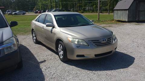 2007 Toyota Camry for sale in Tupelo, MS