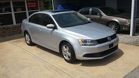2012 Volkswagen Jetta for sale in Tupelo, MS