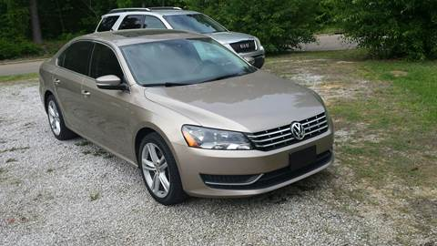 2015 Volkswagen Passat for sale in Tupelo, MS