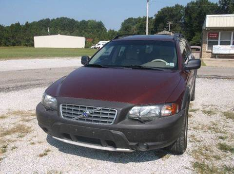 2002 Volvo XC for sale in Tupelo, MS
