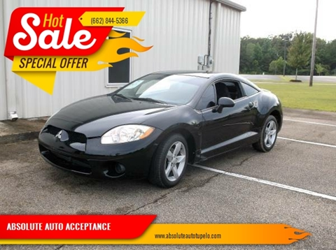 2007 Mitsubishi Eclipse For Sale In Tupelo, MS