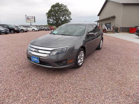 2010 Ford Fusion for sale in Canton, SD