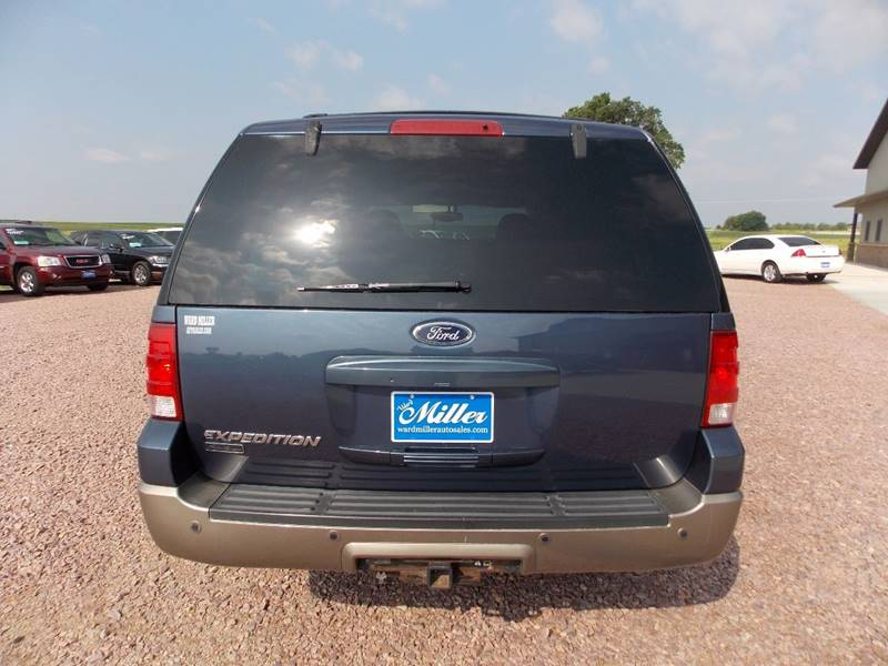 2004 Ford Expedition Eddie Bauer 4WD 4dr SUV - Canton SD