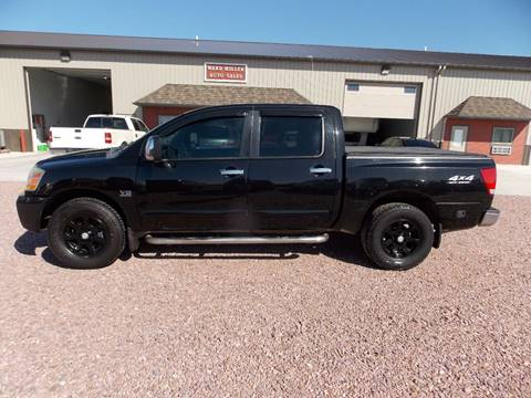 2004 Nissan Titan for sale in Canton, SD