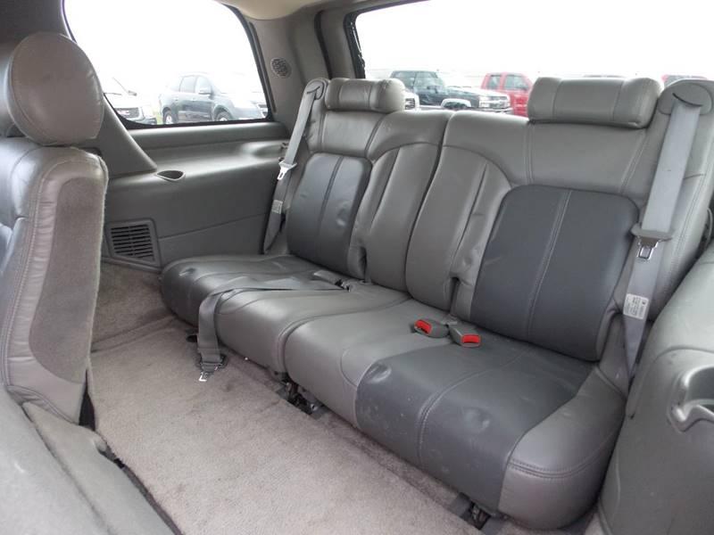 2002 GMC Yukon AWD Denali 4dr SUV - Canton SD
