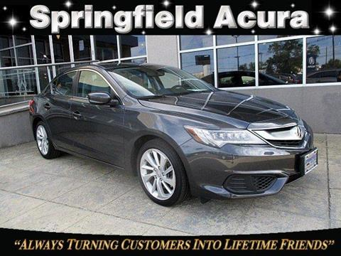 2016 Acura ILX for sale in Springfield, NJ