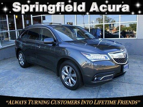 2014 Acura MDX for sale in Springfield, NJ