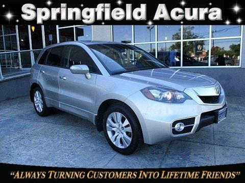 2010 Acura RDX for sale in Springfield, NJ