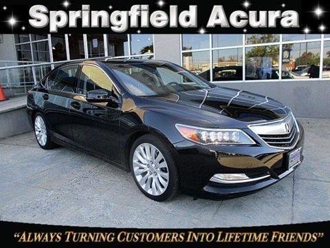 2014 Acura RLX for sale in Springfield, NJ
