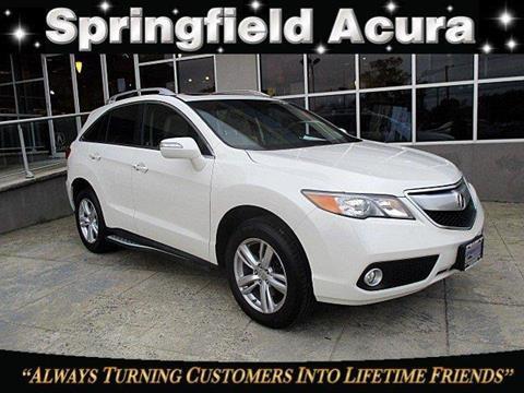 2013 Acura RDX for sale in Springfield, NJ