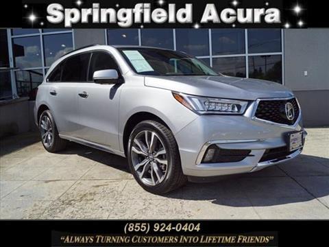2019 Acura MDX for sale in Springfield, NJ