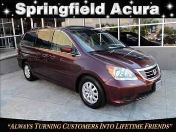 2008 Honda Odyssey for sale in Springfield, NJ