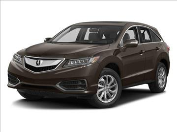 2017 Acura RDX for sale in Springfield, NJ