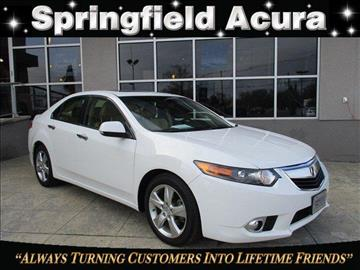 2013 Acura TSX for sale in Springfield, NJ