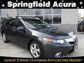 2013 Acura TSX Sport Wagon for sale in Springfield, NJ
