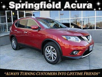 2014 Nissan Rogue for sale in Springfield, NJ
