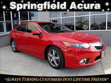 2012 Acura TSX for sale in Springfield, NJ