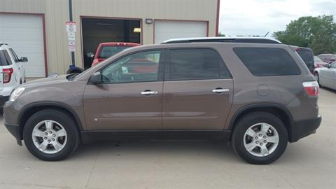 2009 GMC Acadia for sale in Winnebago, NE