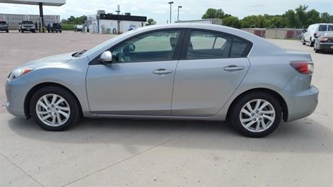 2012 Mazda MAZDA3 for sale in Winnebago, NE