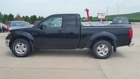 2008 Nissan Frontier for sale in Winnebago, NE