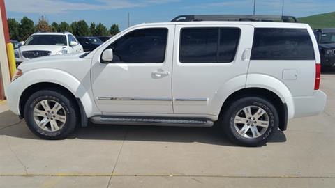 2008 Nissan Pathfinder for sale in Winnebago, NE