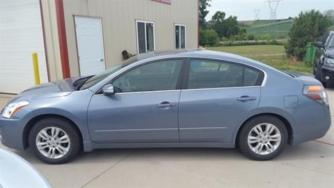 2010 Nissan Altima for sale in Winnebago, NE