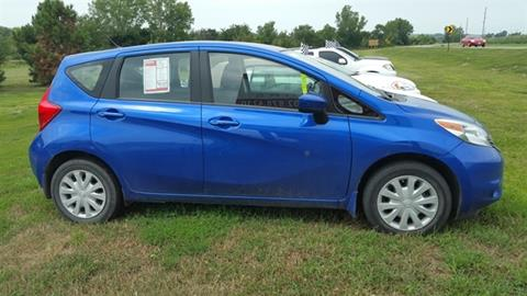 2015 Nissan Versa Note for sale in Winnebago, NE
