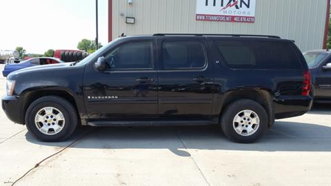 2007 Chevrolet Suburban for sale in Winnebago, NE