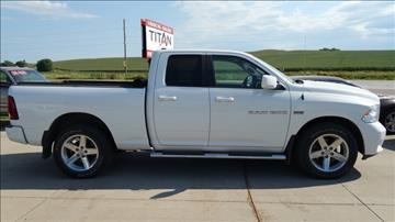 2012 RAM Ram Pickup 1500 for sale in Winnebago, NE
