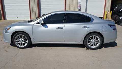 2013 Nissan Maxima for sale in Winnebago, NE