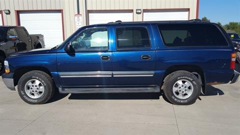2002 Chevrolet Suburban for sale in Winnebago, NE