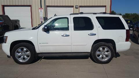 2008 Chevrolet Tahoe for sale in Winnebago, NE