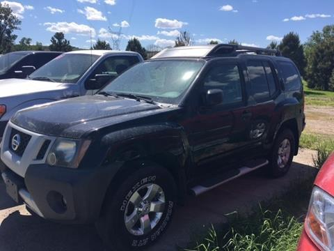 2010 Nissan Xterra for sale in Winnebago, NE