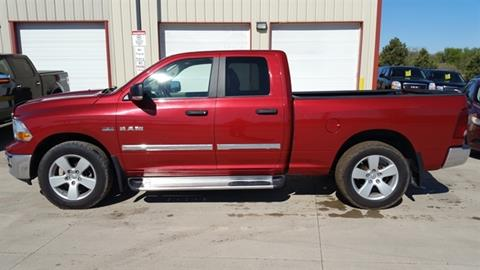 2009 Dodge Ram Pickup 1500 for sale in Winnebago, NE