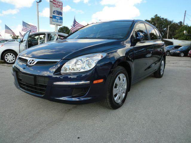 2012 Hyundai Elantra Touring GLS Automatic   Orlando FL