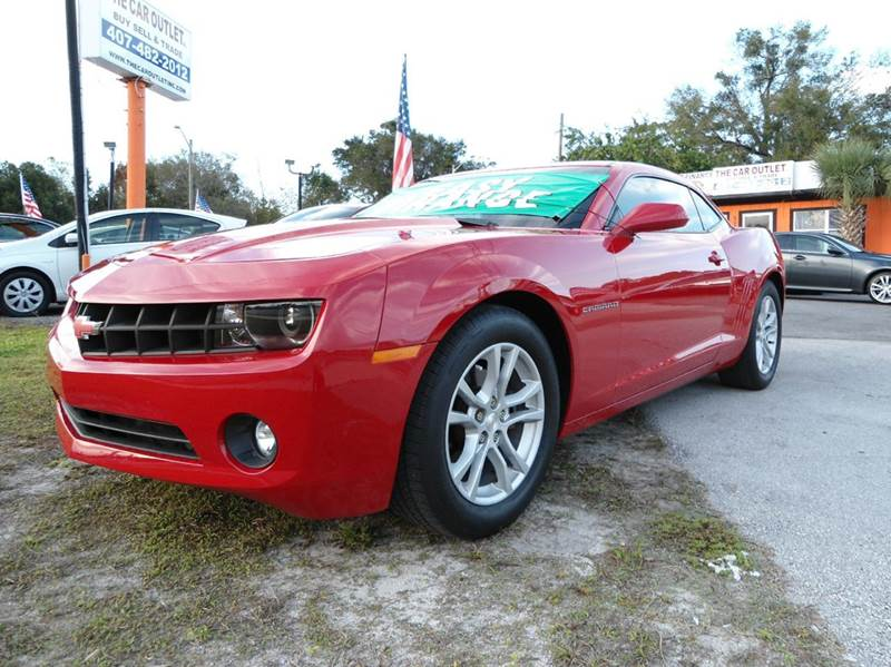 2011 Chevrolet Camaro Ls 2dr Coupe W 2ls In Longwood Fl