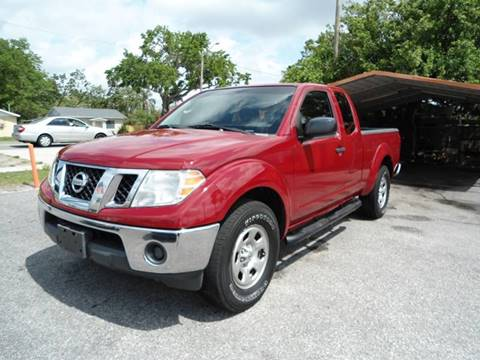 2009 Nissan Frontier For Sale In Orlando Fl Carsforsale