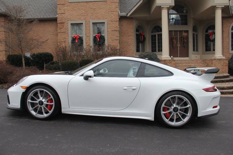 2018 porsche 911 gt3 2dr coupe in lewistown pa - del's auto gallery